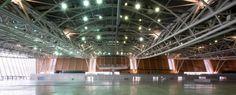 Oval, 20.000mq senza una colonna... wow! #lingottofiere #salto13