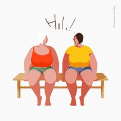 #Hola! #girls illustration by minkyung