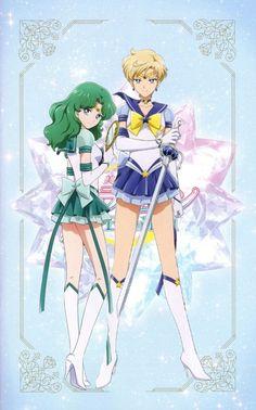 Sailor Saturn Crystal, Sailor Uranus, Sailor Moon Girls, Sailor Moon Stars, Giving Up On Life, Moon Pictures, Pink Moon, Sailor Scouts, Cardcaptor Sakura