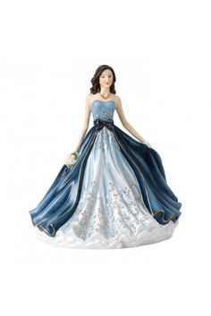 Royal Doulton 2017 Happy Birthday Figure of the Year HN 5831 at Waterford Wedgwood Royal Doulton, Tanger Outlets, San Marcos, TX or call 1-800-203-4540 or 512-396-4025.  We ship.