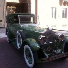 1924 Packard Town Car