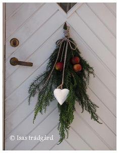 Isas Trädgård: Jul
