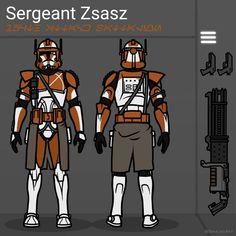 Star Wars Pictures, Star Wars Images, Star Wars Clone Wars, Star Wars Art, Guerra Dos Clones, Star Wars Commando, Clone Trooper Helmet, Star Wars Planets, Star Wars Design