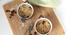 Een glutenvrij, lactosevrij en suikervrij ontbijt. Lekker warm dus ideaal voor winterdagen. En makkelijk klaar te maken, ook niet onbelangrijk!