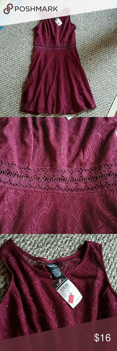 Lace dress Brand new with tags Rue21 Dresses Mini