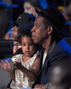 Blue and Jay at the VMAs