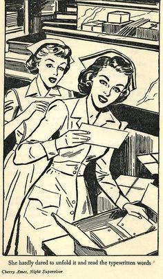 Cherry Ames: Night Supervisor, 1950