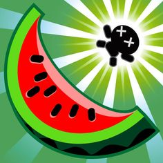 Watermelon! http://bombapps.net/app/us/ios/watermelon!/348753947/  Watermelon is one of the most popular berries of summer. All people love watermelon because of it is tasty and good for your health. Download this app and enjoy right now alone or with friends! It is cool!