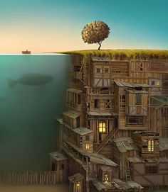 Gediminas Pranckevicius is a Lithuanian artist based in Vilnius who focuses on character design, digital art and illustration.