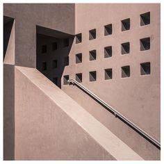 Johnny Kerr y la belleza de la fotografía arquitectónica abstracta