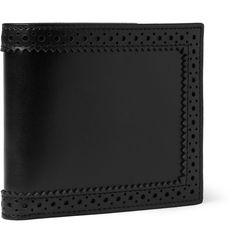 Alexander McQueen wallet.