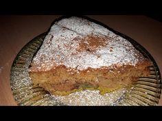 Πανεύκολη μηλόπιτα!!! - YouTube Apple Pie, French Toast, Breakfast, Cake, Royals, Desserts, Food, Youtube, Morning Coffee