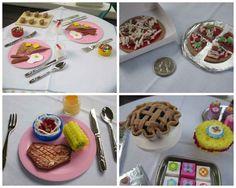 Breakfast, Lunch, Dinner, And Dessert