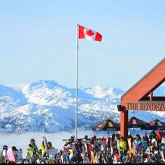Missing Whistler...my photo.  #travel, #ski, #whistler, #canada, #british colombia, #snowboard