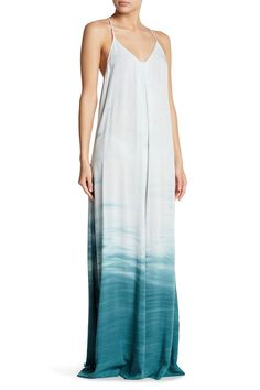 Patterned Maxi Dress by Michael Stars on @HauteLook