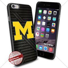 "NCAA-Michigan Wolverines,iPhone 6 4.7"" Case Cover Protector for iPhone 6 TPU Rubber Case Black SHUMMA http://www.amazon.com/dp/B013RUYFMS/ref=cm_sw_r_pi_dp_xnfUwb027NA20"