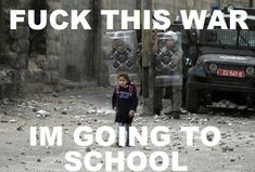 I'm going to school. wow what courage! brings tears to my eyes!!