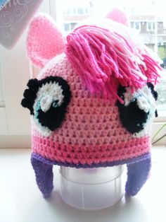 Pattern only - Pinky Pie pony Hat - DIY - Halloween costume idea on Etsy, $5.38