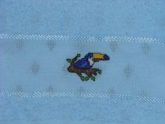 Toalha de mão - tucano