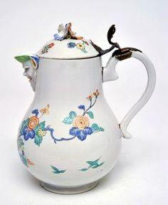 Chantilly Porcelain c.1740