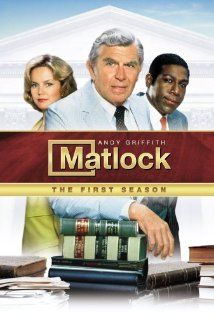 Matlock (1986)...Ben Matlock is a very expensive criminal defense attorney who charges $100,000 to take a case. Fortunately, he's worth every penny as he and his associates defend his clients by finding the real killer.