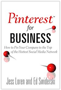 """Pinterest for Business""-  In this book, two leading Pinterest experts offer practical, start-to-finish techniques for making Pinterest work for any company. They explain all the basics, and offer specific techniques for businesses in a wide range of industries, from crafts to hardware, wedding planning to groceries. Packed with up-to-the-minute case studies, Pinterest for Business shows entrepreneurs and marketers a ""how to"""