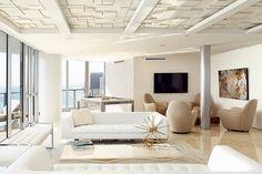 Красивая современная квартира разработана студией BBH Design Studio и расположена в солнечном Майами, штат Флорида. - Дизайн интерьеров   Идеи вашего дома   Lodgers