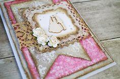 Wedding Card Vintage