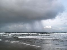 Rain over Machir Bay, Isle of Islay