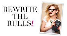 Avon Jewelry - Rewrite the Rules! Mix your bling with casual!  Wear Silver & Gold! Mix Bold Colors!  Wear Pearls! Wear Black & Blue together!  Bigger is not always better!   Rewrite your rules with AVON:  www.youravon.com/gdorse