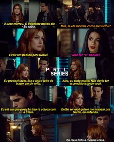 Shadowhunters Frases, Shadowhunters The Mortal Instruments, Isabelle Lightwood, Alec Lightwood, Magnus E Alec, Livros Cassandra Clare, Mathew Daddario, Clary E Jace, Pretty Litle Liars