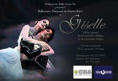 Baileteatro Nacional de Puerto Rico: Giselle #sondeaquipr #baileteatronacionalpr #giselle #santurce #cba #sanjuan #balletpr