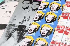 Cruise Around the City in the Andy Warhol x Alien Workshop Skateboards #andywarhol trendhunter.com