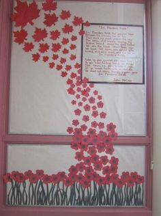Collaborative Art Projects For High School Student 46 Super Ideas Collaborative Art Projects For High School Student 46 Super Ideas Remembrance Day Activities, Remembrance Day Poppy, History Classroom, Art Classroom, Poppy Craft, School Displays, Armistice Day, Anzac Day, Bulletins