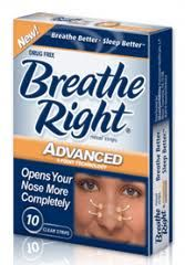 Free Sample of Breathe Right Strips | SassyDealz.com