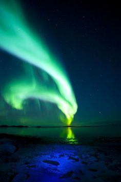 Aurora Borealis Photo by Bjorn Anders Nymoen — National Geographic Your Shot