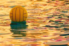 Water, polo, pool, ball, swimming