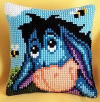 Beautiful Eeyore pillow