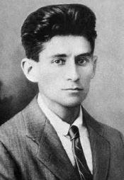 Franz Kafka Portrait