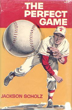 The Perfect Game by Jackson Scholz by baseballart, via Flickr