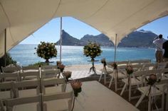 Tintswalo Atlantic Wedding Celebration Honeymoon Destinations, Celebrity Weddings, Special Occasion, Wedding Venues, Fire, Patio, Cape Town, Gallery, Outdoor Decor