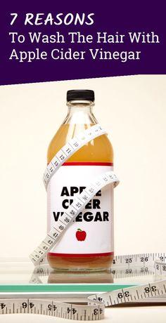 7 Reasons To Wash The Hair With Apple Cider Vinegar Natural Remedies Sore Throat, Herbal Remedies, Health Remedies, Herbal Cure, Health Tips, Health And Wellness, Health Care, Cinnamon Health Benefits, Health Vitamins