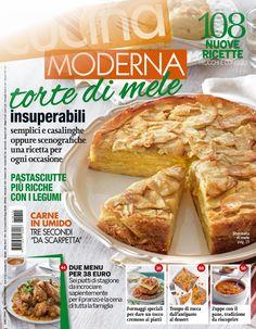 Cucina moderna novembre 2016 mar by marco Ar - issuu Magazine Articles, Sponge Cake, Apple Recipes, Italian Recipes, Make It Simple, Tart, French Toast, Cooking Recipes, Breakfast