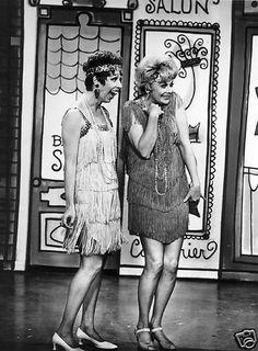 Lucy & Carol Burnett