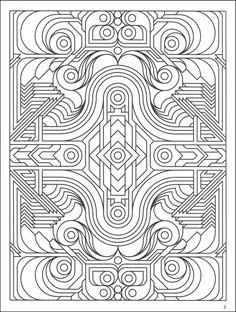 geomandala enhanced 29 mandala coloring pages colouring adult detailed advanced printable kleuren voor volwassenen coloriage pour adulte anti stre - Geometric Coloring Pages For Adults