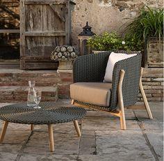 Jorge Fernández. Mueble de exterior Point 1920 #decoración #jardín #terraza #muebles