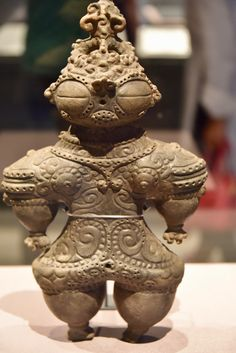Dogu, Japan, 1000-400 v.C Jomon Period, Miyagi, Clay Figurine, National Museum, Buddha, Culture, Japan, Statue, Art