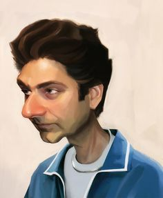 Christopher Moltisanti, The Sopranos by Cowboy-Lucas.deviantart.com