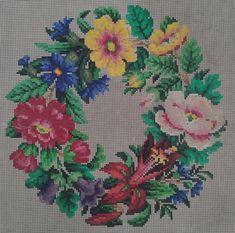 Berlin Woolwork Pattern  Flowers  A. Todt in Berlin