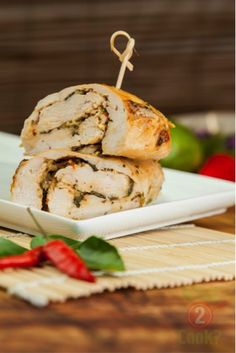 Thai Chicken pinwheels, Thai Seasoning: Delicious little chicken morsels that are great in a curry or served with rice. Thai Seasoning, Chicken Pinwheels, Wedding Reception Food, Thai Chicken, What To Cook, Curry, Tasty, Lunch, Meals